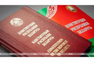Lukashenko: Proposals for constitutional reform will be published soon